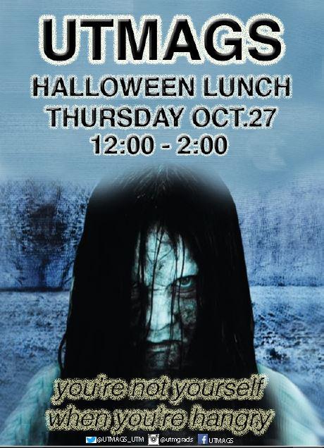 Halloween Lunch
